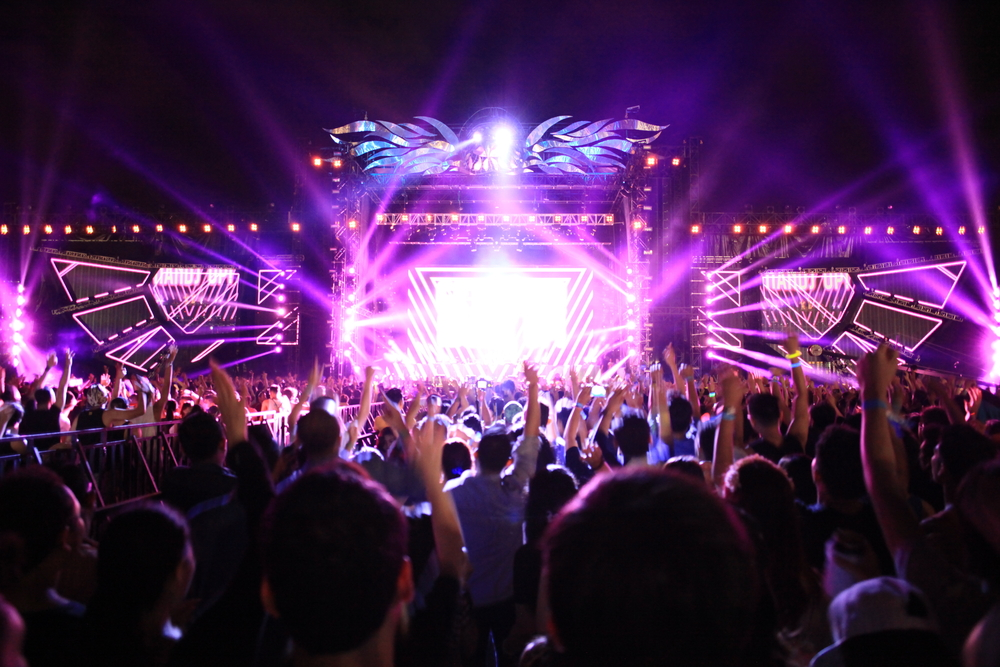 Electronic,Dance,Music,Festival